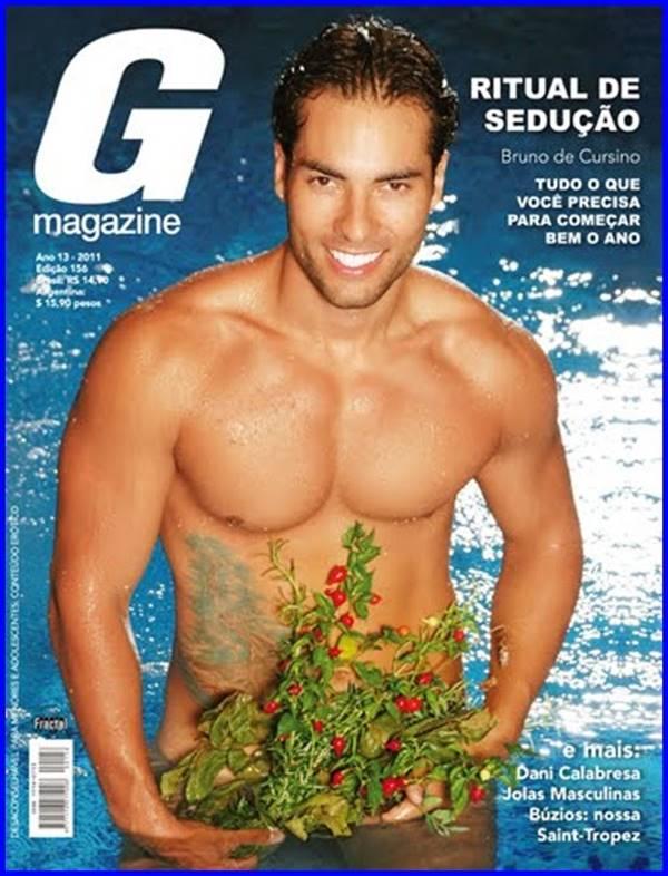 G Magazine de Bruno Camargo