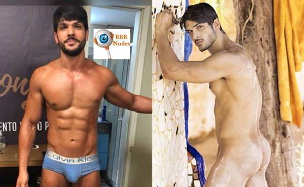 BBB18: Fotos de Lucas Fernandes nu - Todas as fotos e nudes do magia