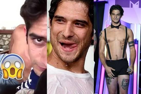 Tyler Posey: Todos os nudes do ator nu e batendo punheta - famosos pelados