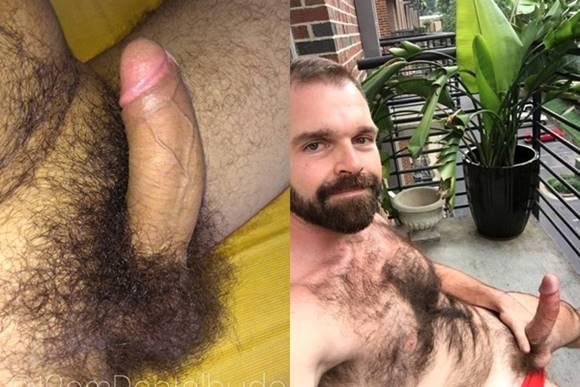 20 Nudes de Machos peludos e pentelhudos