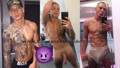 30 Nudes de Brandon Myers Ex On The Beach pelado