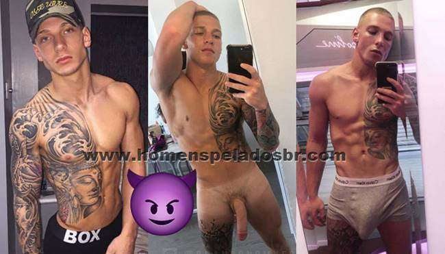 30 Nudes de Brandon Myers Ex On The Beach pelado