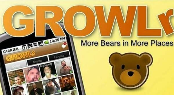 Growlr - Aplicativo gay de namoro e sexo