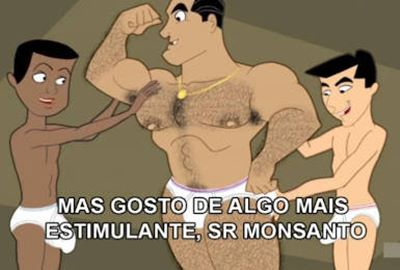 Desenho Animado Gay com Novinhos e o Professor de Espanhol