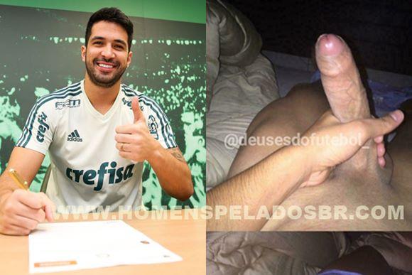 Caiu na net nudes do jogador do Palmeiras Luan Garcia Teixeira