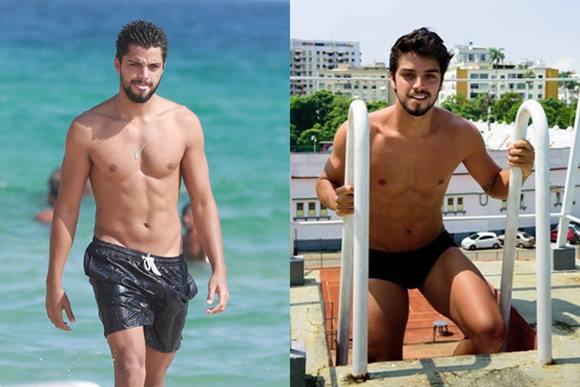 Rodrigo Simas pelado em foto