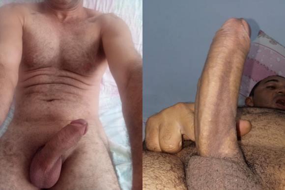 Fotos de homens favelados nus e roludos