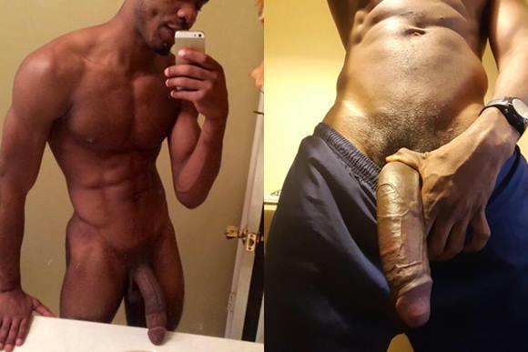50 Fotos de homens negros dotados pelados