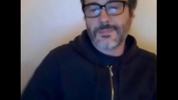 Ator Global na punheta e pelado na webcam